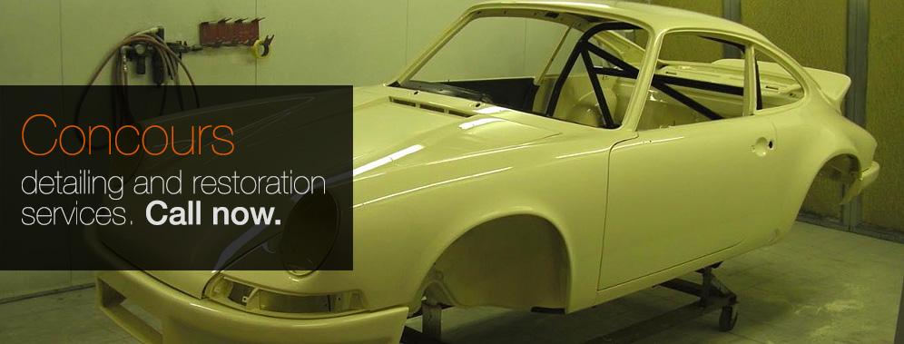 Classic Car Restoration Norfolk Uk